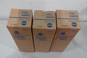 Compatible Konica Minolta Tn211 Black Copier Toner Cartridge pictures & photos