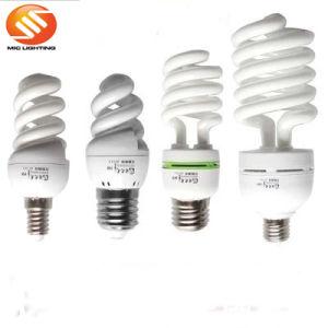 Zhongshan Wholesale E27 Spiral CFL Energy Saving Lamp