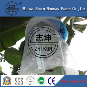 3.2m Width PP Nonwoven Fabric for Agriculture Cover pictures & photos