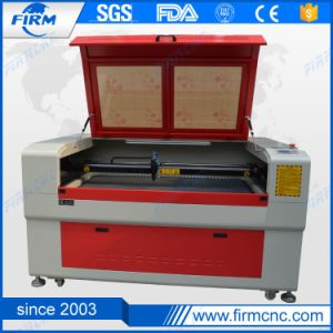 High Procession Paper Plastic Leather Laser Cutting Machine pictures & photos