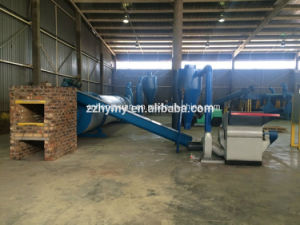 Big Output Vertical Wood Shavings Drying Equipment pictures & photos