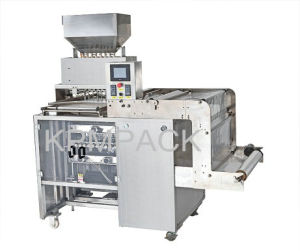 Automatic Liquid Packing Machine for Cosmetic/ Food/ Medical Industry (KP4S) pictures & photos