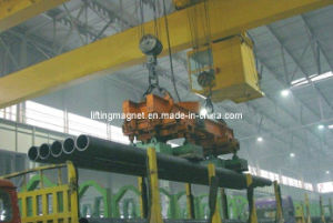 Rectangluar Lifting Magnet for Handling Tubes pictures & photos