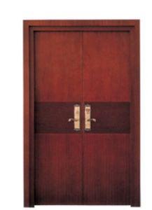 Fireproofing Door/Hotel Room Door/Bathroom Door (GLD-015) pictures & photos
