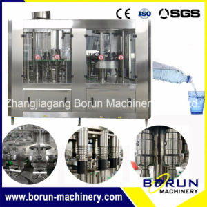 2000bph 4000bph 6000bph 8000bph Automatic Pure Drinking Mineral Water Bottling Machine pictures & photos
