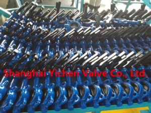 Pneumatic Flange Type Ventilation Butterfly Valve (TD641W) pictures & photos