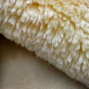 Genuine Sheepskin Baby Blanket Soft Lambskin pictures & photos