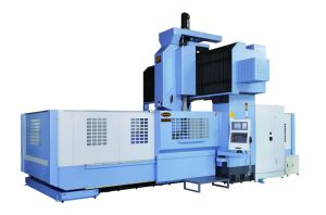 Large Gantry CNC Milling Machine for Big Parts Processing (GFV-2015) pictures & photos