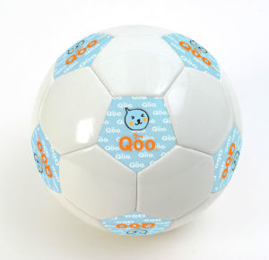 Cheap Price PVC Leather Promotional Soccerball pictures & photos