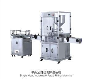 Single Head Automatic Paste Filling Machine