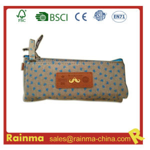 Canvas Pencil Case for School Stationery pictures & photos