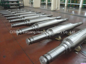 Alloy Steel Forging Shaft Rod Wind Shaft pictures & photos