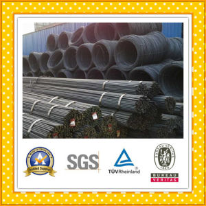 Steel Wire Rod Steel Rebar pictures & photos