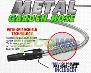 Flexible Steel Garden Watering Hose China Manufacturer (HT1080) pictures & photos