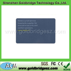 Customised Design Blank PVC 860-960MHz UHF RFID Card