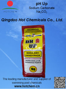 CAS No. 497-19-8 pH up for Swimming Pool Chemicals pictures & photos