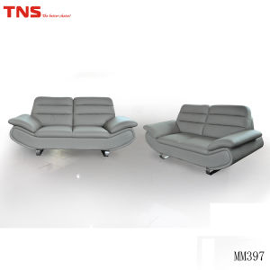 Thick Leather Sofa (MM397)