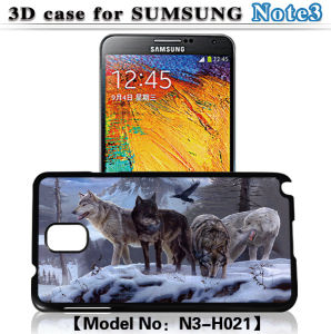3D Case for Samsung Note3 (N3-H021) pictures & photos