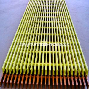 Pultruded Process FRP GRP Fiberglass Grating with High Quality pictures & photos