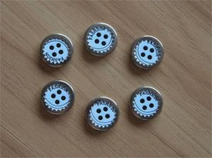 Polyester Button for Shirt or Coat