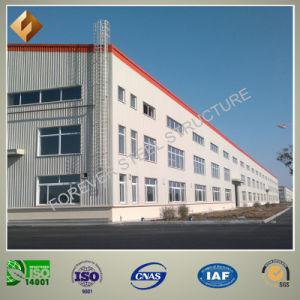 Prefabricated Steel Structure Storage Warehouse / Workshop