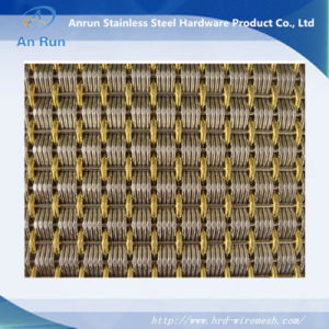 Elevator Cab Wire Mesh for Decoration Curtain Wall pictures & photos