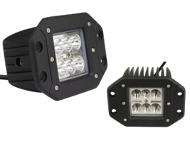 New LED Car Light CREE LED Work Light 24W pictures & photos