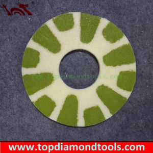 Diamond New Fiber Floor Polishing Pads for Polishing Concrete Floor pictures & photos
