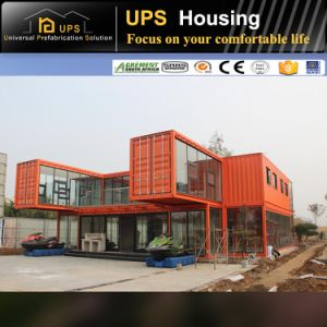 Ce Container House for Sale Living Shipping Container Homes pictures & photos