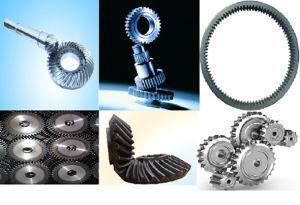 Bevel Gears/Spur Gears/Gear Sets/Spiral Bevel Gear