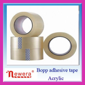 Transparent Rolling Packaging Tape for Carton Sealing pictures & photos