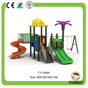 2017 Small Outdoor Playground Equipment (TY-70595) pictures & photos