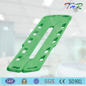 Safety Lock Aluminium Scoop Stretcher pictures & photos