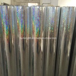 Pet/PVC Colorful Metallic Foil pictures & photos
