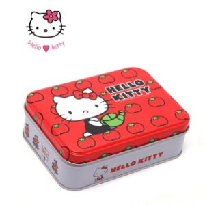 Hot Sale Candy Gift Tins pictures & photos
