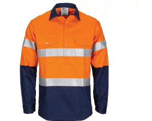 OEM Cheap Safety Jacket Hi Vis Two Tone Work Jacket pictures & photos