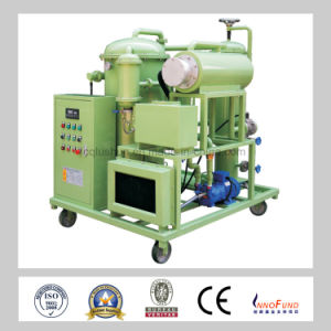 Zrg-100 Multi-Functional Used Hydraulic Oil Recycling Machine pictures & photos
