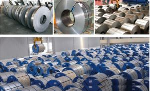 Cold Rolled Steel Coil (DC01)