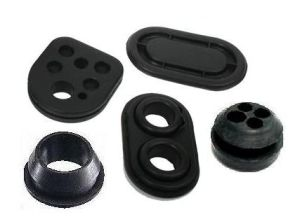 Custom Equipment Rubber Grommet