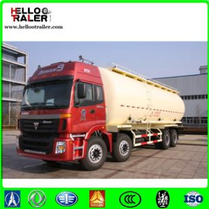 China Sinotruck HOWO 8X4 Dry Cement Bulk Tank Truck pictures & photos