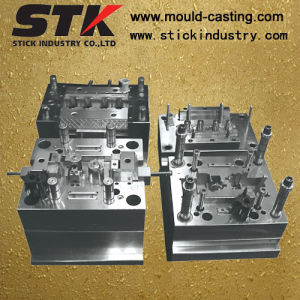 Injection mould makers / injection mold design pictures & photos