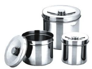 Stainless Steel Gauze Jar pictures & photos