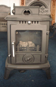 Inserted Fireplace, Inserted Wood Burning Stove (FIPD004) pictures & photos