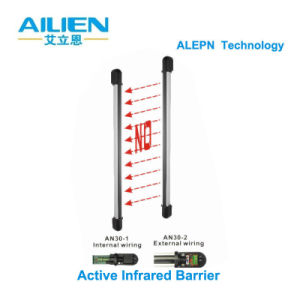 Multi-Beam Active Infrared Barrier Sensor (ABN30 Series Single Communication)