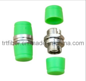 FC/APC Fiber Optic Adaptor (Flange) pictures & photos