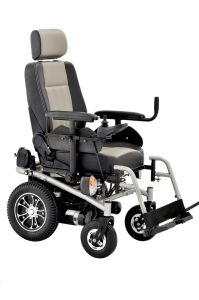 Electric Wheelchair with Light (EPW62L) pictures & photos