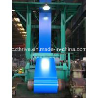 Prepainted Galvanized Steel Coil ---Sea Blue pictures & photos