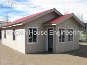 Prefab House with Decoration (FA134)