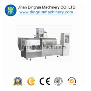 500kg/h Breakfast cereal corn flakes macking machine for South America pictures & photos
