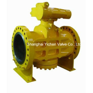 Inverted High Pressure Plug Valve (AX47W) pictures & photos